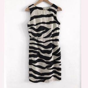 🛍 Banana Republic Sleeveless dress midi Linen 4